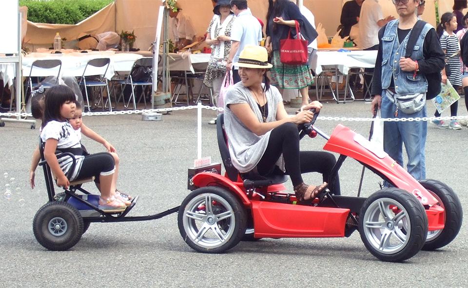 エアロバイク発電機