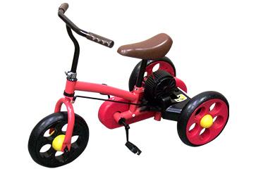 幼児用三輪車発電機
