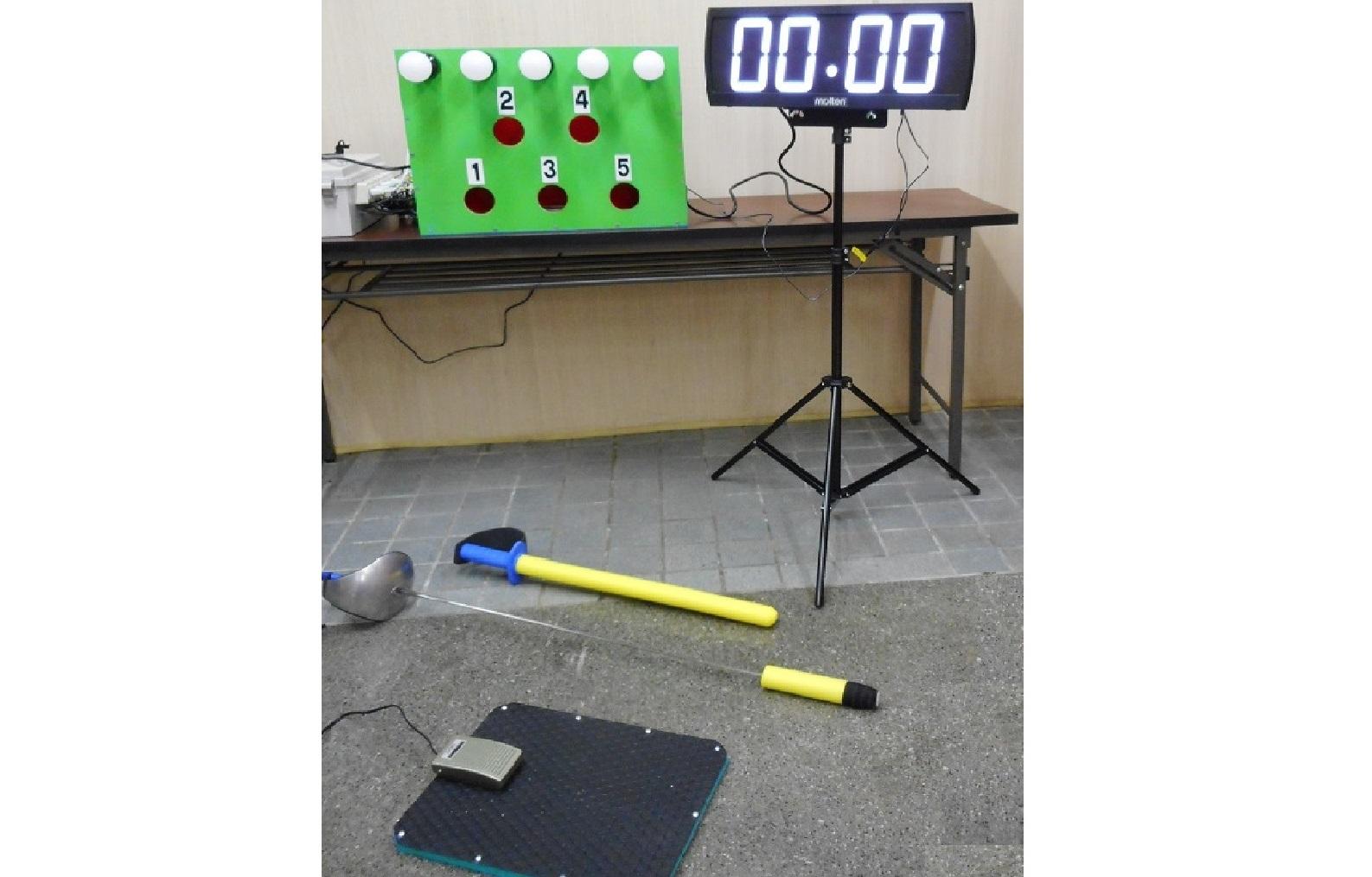 パンチパワー測定装置